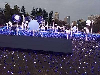 東京ミッドタウン イルミネーション 2018